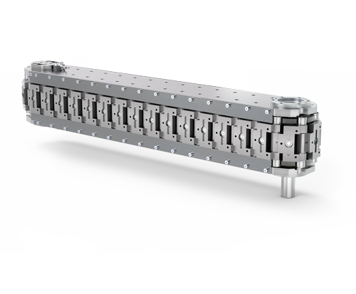 TSL SERIES - Precision link conveyors