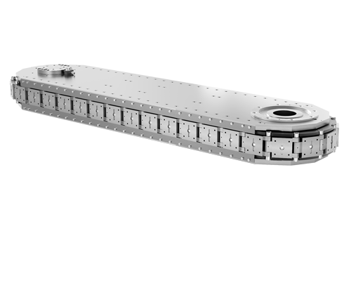 TXL SERIES - Precision link conveyors