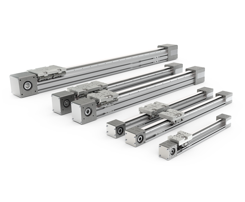 LA SERIES - Linear actuators
